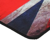Soft bureau mat 70cm x 30cm - UK flag